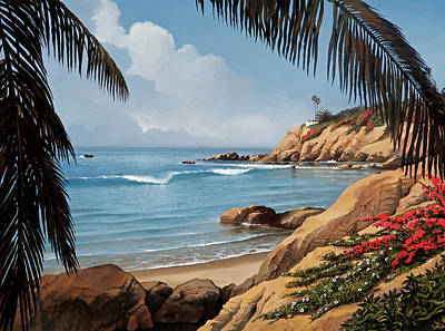 Painting - Secret View by Cliff Wassmann