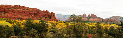 Photograph - Sedona Panorama by Tam Ryan