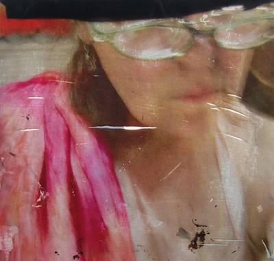 Photograph - Self Portrait by Debbie Clarke