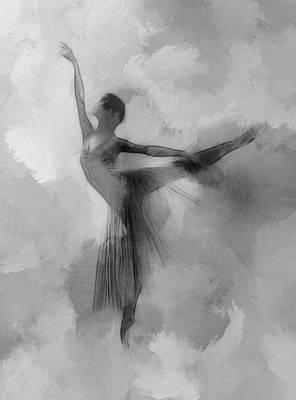 Send Me An Angel Art Print by Steve K