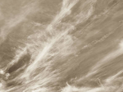Photograph - Sepia Sky by David Pyatt