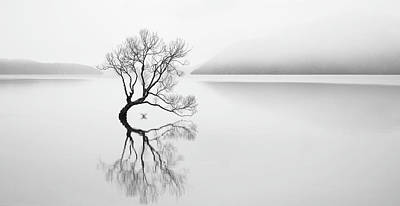 Solitude Photograph - Serenity by Neville Jones