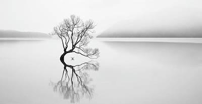 New Zealand Photograph - Serenity by Neville Jones