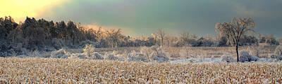 Photograph - Setting Sun by Douglas Pike