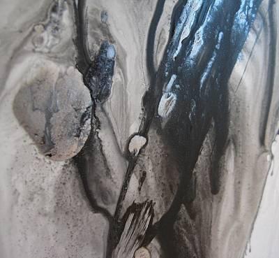 Shades Of Grey 3 Art Print