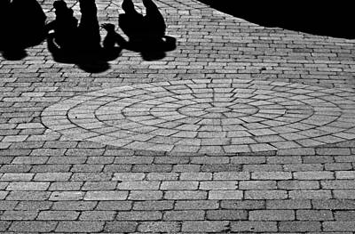 Photograph - Shadows Of What's To Come by David Freuthal