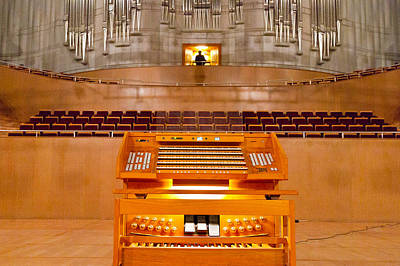 Photograph - Shanghai Organ by Jenny Setchell