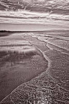 Photograph - Shimmering Sands by Leda Robertson