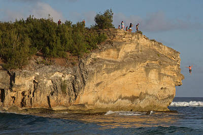 Photograph - Shipwreck Beach Kauai by Steven Lapkin