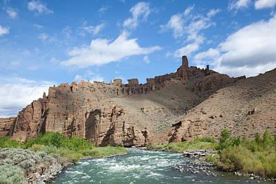 Photograph - Shoshone River by Scott Sanders