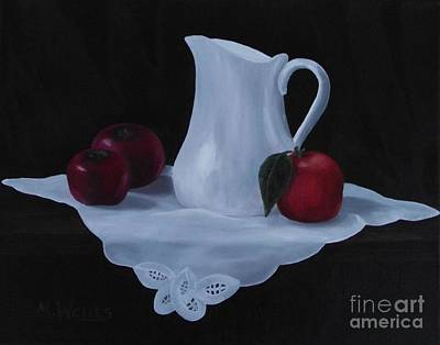 Painting - Simplicity by Michelle Welles