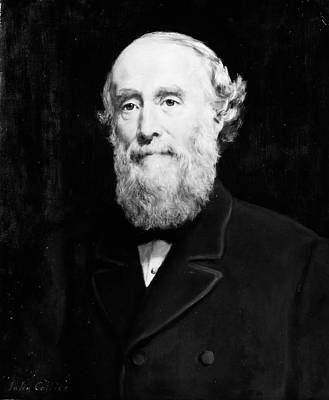 Collier Painting - Sir George Williams (1821-1905) by Granger