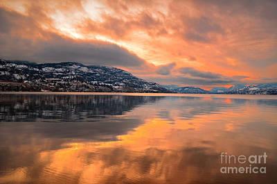 Skaha Lake Photograph - Skaha Serenity by Tara Turner