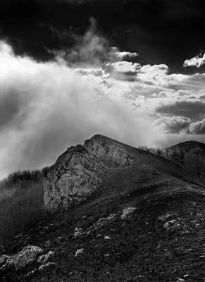 Photograph - Sky Boundary by Dmytro Korol