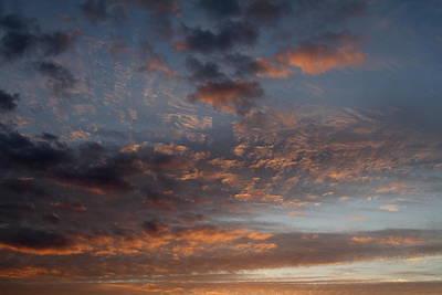 Natuur Photograph - Sky Holland by Ronald Jansen