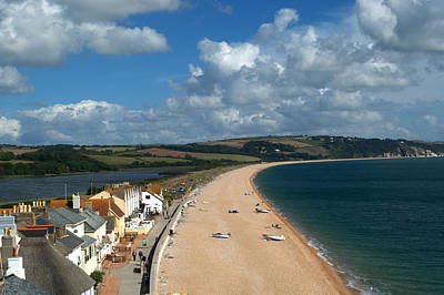 Photograph - Slapton Sands by Chris Day