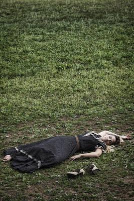 Sleeping Beauty Art Print by Joana Kruse