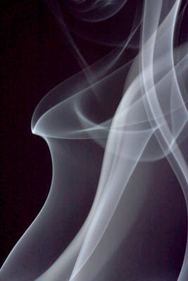 Photograph - Smoke 2 by Daniel Reed