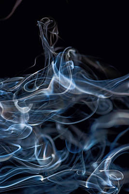 Photograph - Smoke by Marek Poplawski