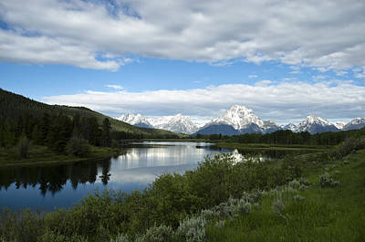 Crystal Wightman Rights Managed Images - Oxbow Bend Royalty-Free Image by Crystal Wightman