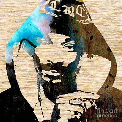 Lion Mixed Media - Snoop Dog Snoop Lion by Marvin Blaine