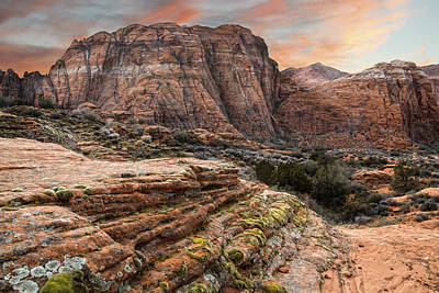 Photograph - Snow Canyon State Park Utah by Utah Images