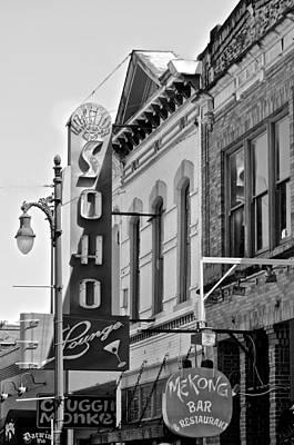 Photograph - Soho Lounge by Kristina Deane
