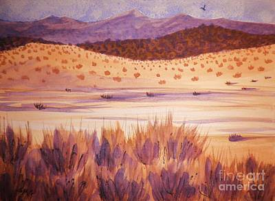 Painting - Solitude by Suzanne McKay
