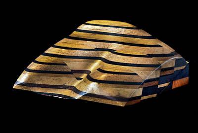 Sopwith Model Iv: Surface Coal Indication Art Print