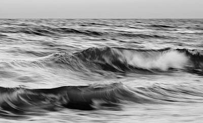 Great Wave Photograph - Soul Of The Sea by Laura Fasulo