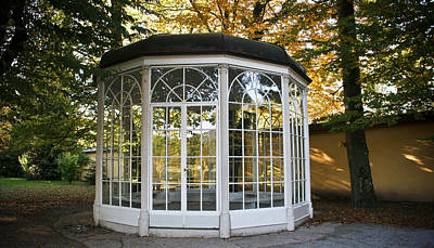 Photograph - Sound Of Music Gazebo by Silvia Bruno
