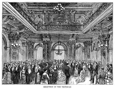 South Africa Parliament Art Print by Granger