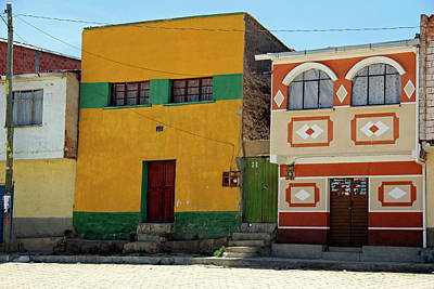 South America, Bolivia, Calamarca Art Print by Kymri Wilt