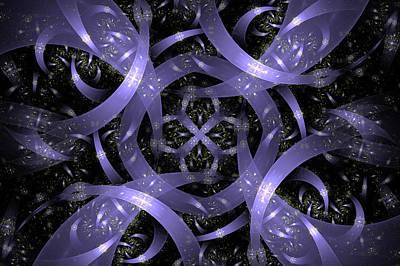 Digital Art - Sparkling by Sandy Keeton