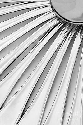 Conceptual Abstraction Digital Art - Spoons II by Natalie Kinnear