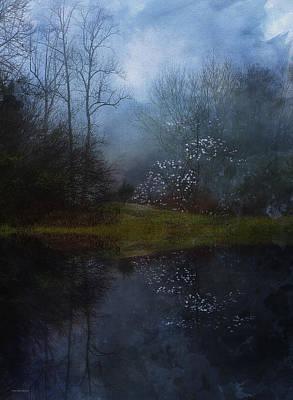 Spring Mornings Art Print by Ron Jones