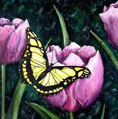 Painting - Spring Paradise by Shana Rowe Jackson