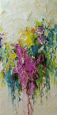 Painting - Spring Time by Mirjana Gotovac
