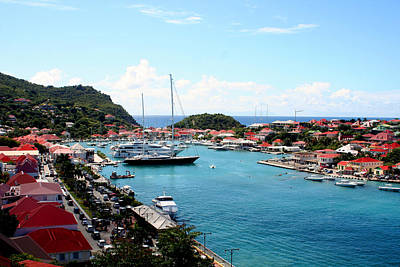 Photograph - St. Barths by Kathryn McBride