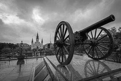 Photograph - St. Louis Cathedral I by Chris Moore