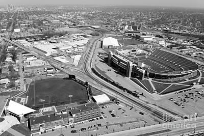 University Of Louisville Photograph - Stadiums University Of Louisville  by Bill Cobb
