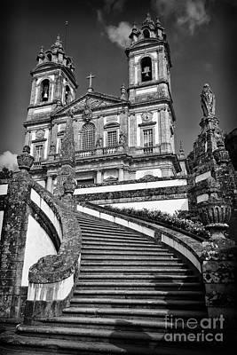 Baroque Photograph - Staircase To Heaven by Jose Elias - Sofia Pereira