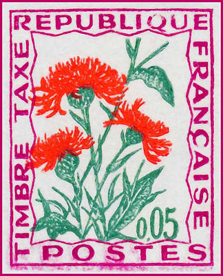 Taxation Painting - Stamp Tax by Lanjee Chee