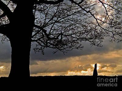 Megalith Photograph - Standing Stones, England by Tim Holt