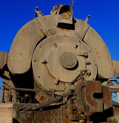 Photograph - Steam Engine by Trent Mallett