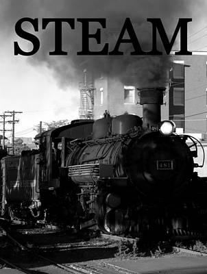 Photograph - Steam Power by David Lee Thompson