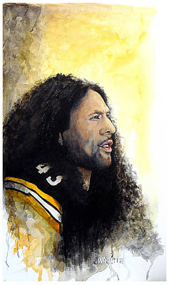 Steeler Pride Original by William Walts