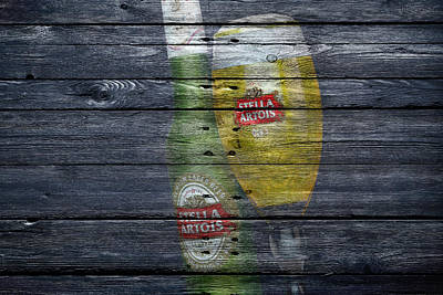 Hop Photograph - Stella Artois by Joe Hamilton