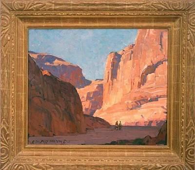 Edgar Payne Painting - Steven Stern Fine Arts by Edgar Payne