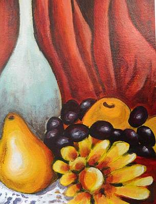 Painting - Still Life by Aleksandra Buha